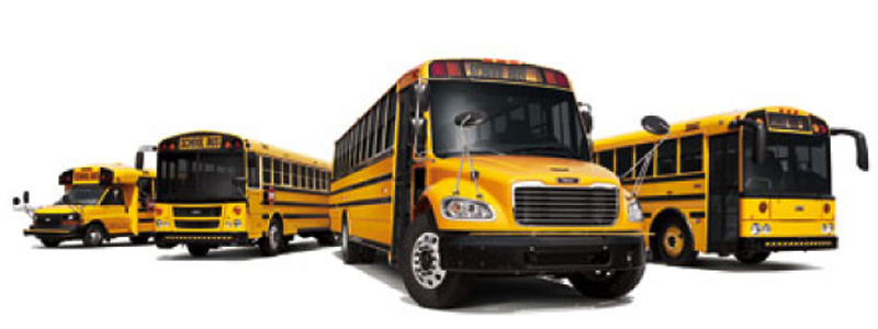 School Buses - Maryland, DC, Virginia & Pennsylvania