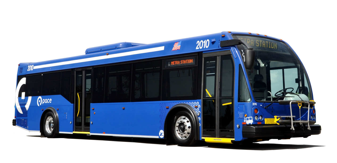 Commercial Buses - Maryland, DC, Virginia & Pennsylvania